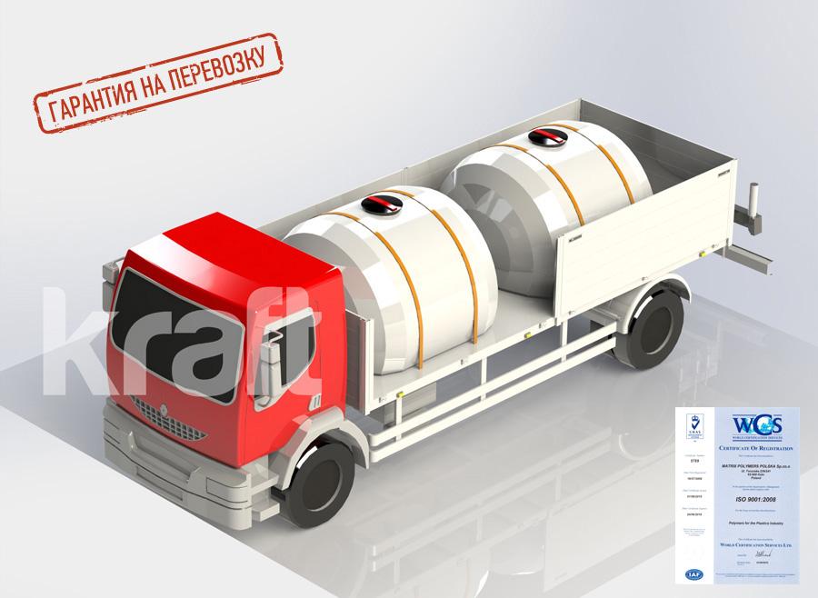 емкости для перевозки